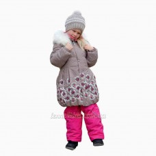 LENNE ESTELLE пальто для девочки 18334-3812