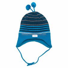 LENNE POP шапка демисезонная бирюзовая 18243-637