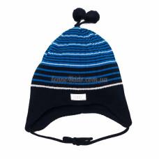 LENNE POP шапка демисезонная синяя 18243-229