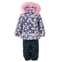 LENNE FLY комплект зимний для девочки 20318A-6100