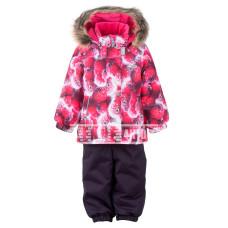 LENNE MINNI комплект зимний для девочки 20313-2677